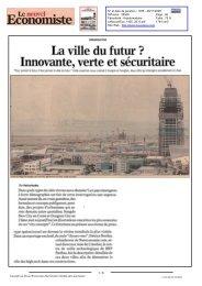 Nouvel Economiste (Le) N° 1455 - 28/11/2008 - 6 - L'Atelier