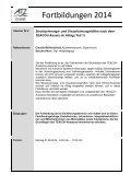 Fortbildungsprogramm des ATZ Bonn - Autismus Therapie Zentrum ... - Page 3