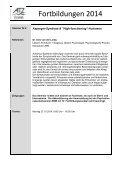 Fortbildungsprogramm des ATZ Bonn - Autismus Therapie Zentrum ... - Page 7