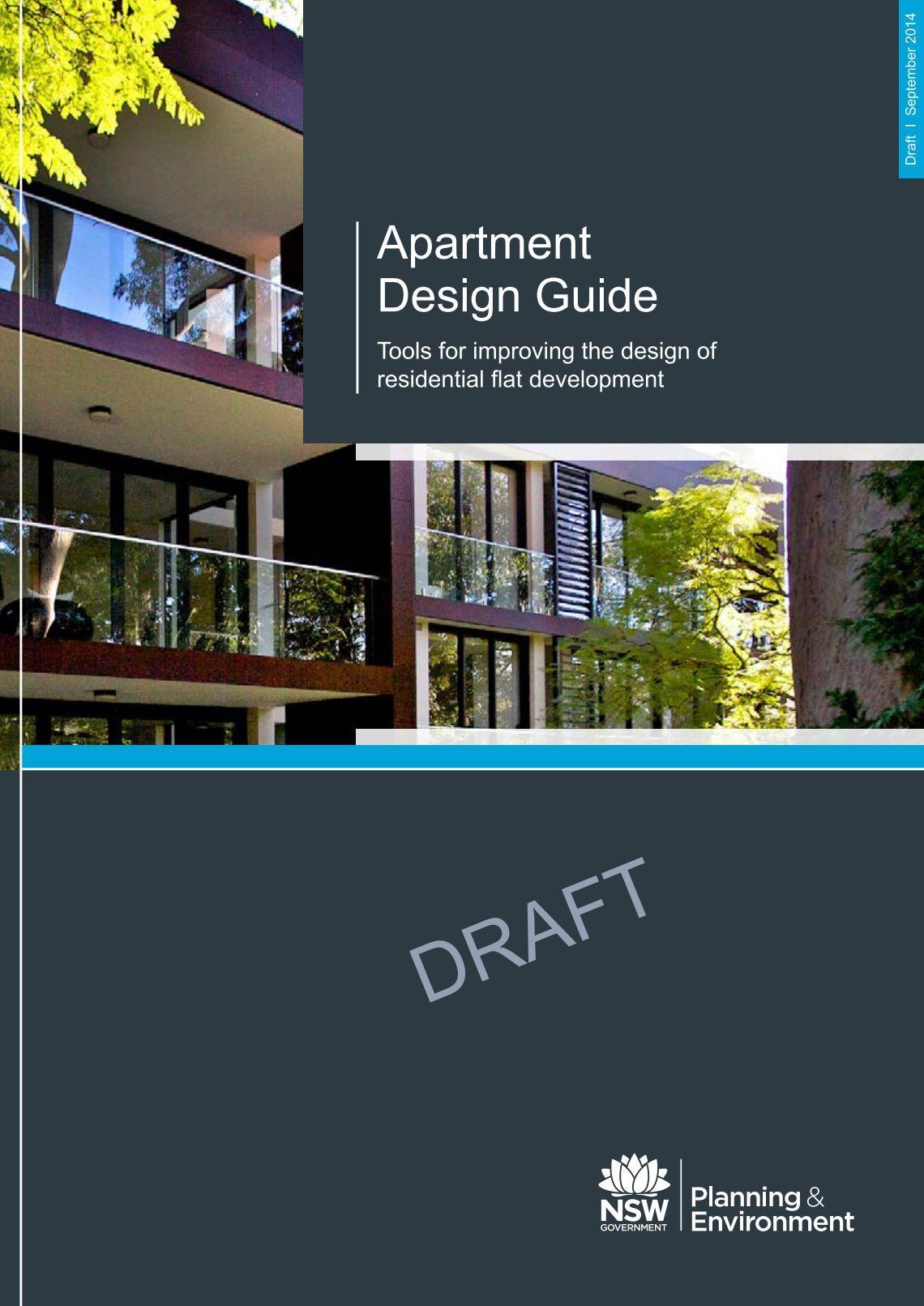 Apartment Design Guide