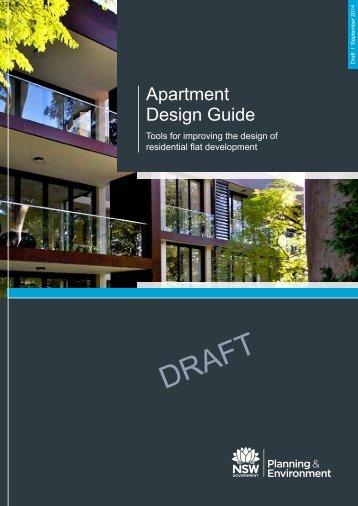 Apartment Design Guide sepp magazines