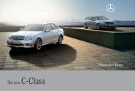 The new C - Class - Mercedes-Benz Brunei