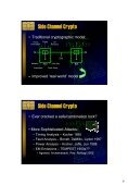 Smart Cards and Side-Channel Cryptanalysis - 2008 - Page 6