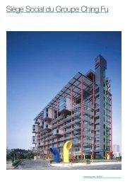 Siège Social du Groupe Ching Fu - Rogers Stirk Harbour + Partners