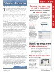 Download the May / June, 2010 PDF - Pond Trade Magazine - Page 7