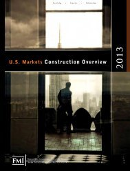 FMI's 2013 Construction Forecast - Associated Builders and ...