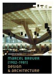 Marcel Breuer (1902-1981). Design & architecture - Cité de l ...