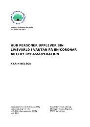 karinn.pdf (119 kB, öppnas i nytt fönster) - Blekinge Tekniska Högskola