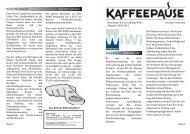 Ausgabe April 2012 - FSR WiWi Zwickau