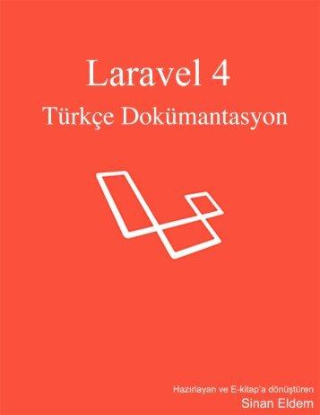 laravel4-tr