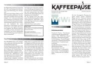 Ausgabe Juni 2011 - FSR WiWi Zwickau