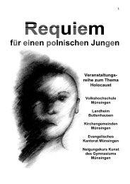 Elegie von einem polnischen Jungen - Kirchenmusik-Online.de