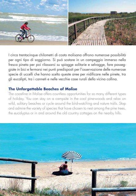 Mare Molise, a Flowering Region The Seaside - il Molise