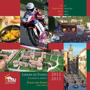 Folder Eventi 2012 - STAI