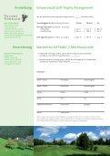 11. Schwarzwald Golf-Trophy - Golfland Baden-Württemberg - Seite 4