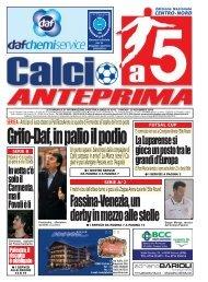 calcio a 5 anteprima 42/09 CN