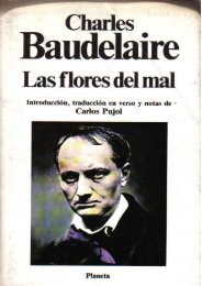As  Flores do Mal - Charles Baudelaire