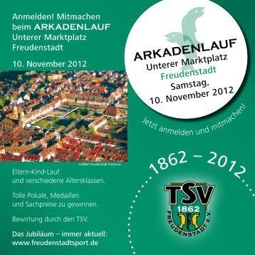 arkadenlauf - TSV Freudenstadt