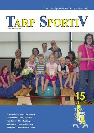 ausgabe 15/2012 - TSV Tarp e.V.