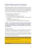Governance Principles: A Good Practice Guide - Australian Sports ... - Page 6