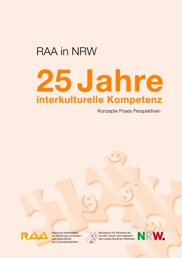 25 Jahre interkulturelle Kompetenz - RAA NRW