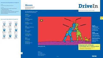 Messen - Lenze