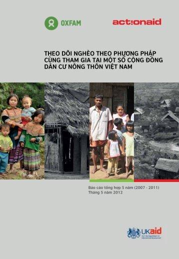 Nhìn về phía trước: Những thách thức đối với giảm ... - Oxfam Blogs
