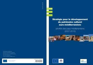 les priorités des pays mediterranéen (2007-2013) (PDF - Euromed ...