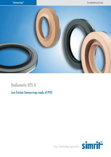 Radiamatic HTS II - Freudenberg Sealing Technologies