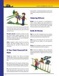 Safe Communities Kit: Be Safe - Ministry of Justice - Page 6