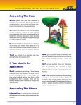 Safe Communities Kit: Be Safe - Ministry of Justice - Page 7