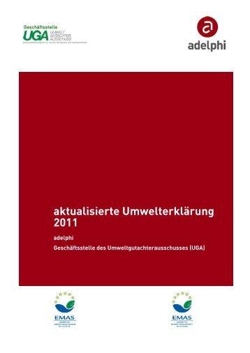 Abbildungs- und Tabellenverzeichnis - adelphi