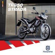 TR650 STRADA - Husqvarna