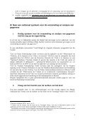 Voorbereidende nota - The National Commission on the Rights of ... - Page 3
