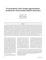 A neurofuzzy color image segmentation method for wood surface ...