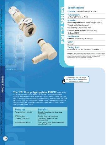 Technical Info - CMA/Flodyne/Hydradyne