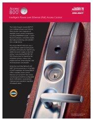 (PoE) Access Control - ASSA ABLOY Door Security Solutions ...