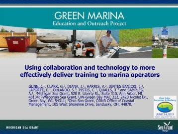 Using collaboration and technology to more effectively deliver ...