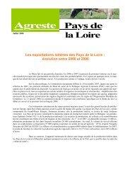 Les exploitations laitières des Pays de la Loire - Direction régionale ...