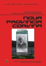 Noua Prov Corvina iunie 2012