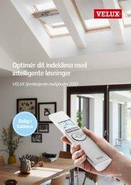 Optimér dit indeklima med intelligente løsninger - Velux