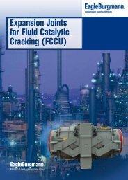 Expansion Joints for Fluid Catalytic Cracking (FCCU) - KE-Burgmann