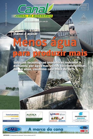 Etanol e açúcar - Canal : O jornal da bioenergia