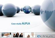 Case study ALPLA