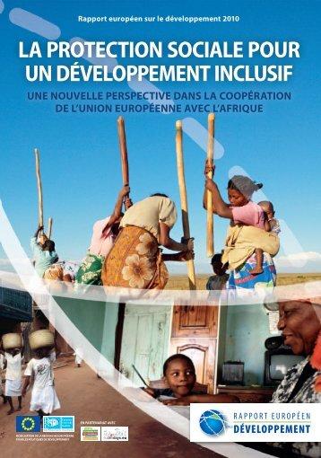 Rapport européen sur le développement 2010 - European ...