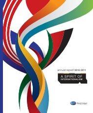 annual report 2010-2011 - Domain-b