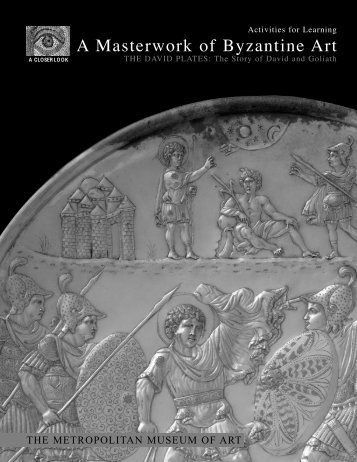 A Masterwork of Byzantine Art - Metropolitan Museum of Art