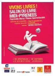 Télécharger le dossier de presse - Centre Régional des Lettres Midi ...