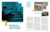Espacios de aprendizaje en todo el campus - Steelcase