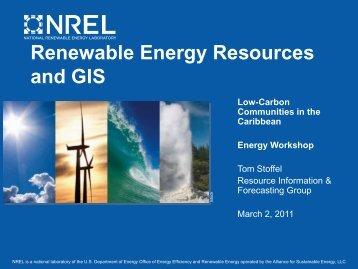 PowerPoint slides - Energy Development in Island Nations